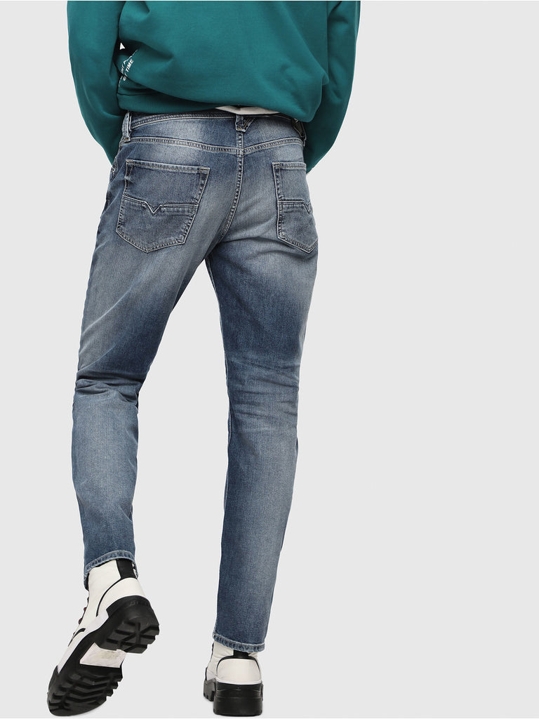 Men's Denim Larkee-Beex Regular Tapered Stretch Jeans