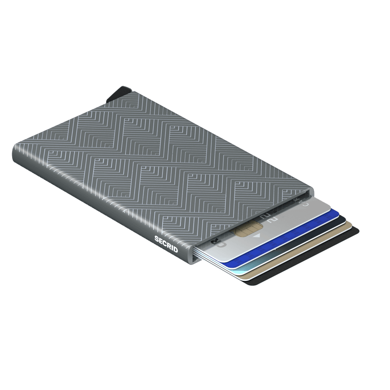 Secrid Card Protector-laser Structure Titaium RFID Secure Wallet Authorized Dealer Cardprotector