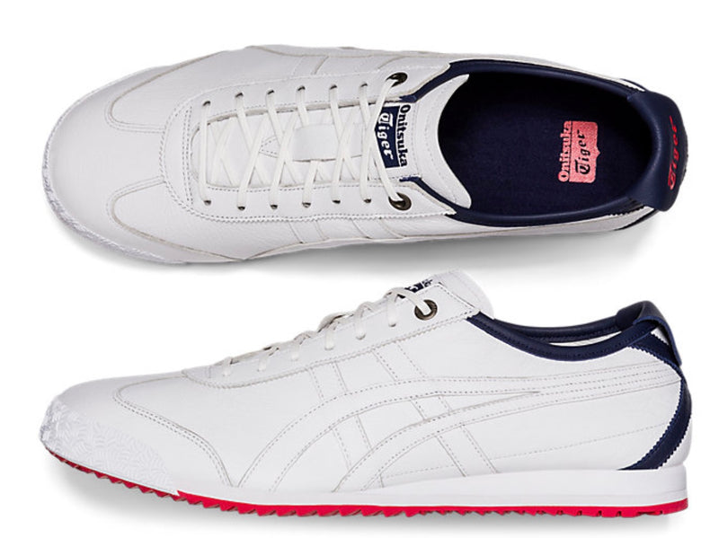 Men's Special Edition Gel Insole Mexico 66 SD White/Peacoat Running Shoes