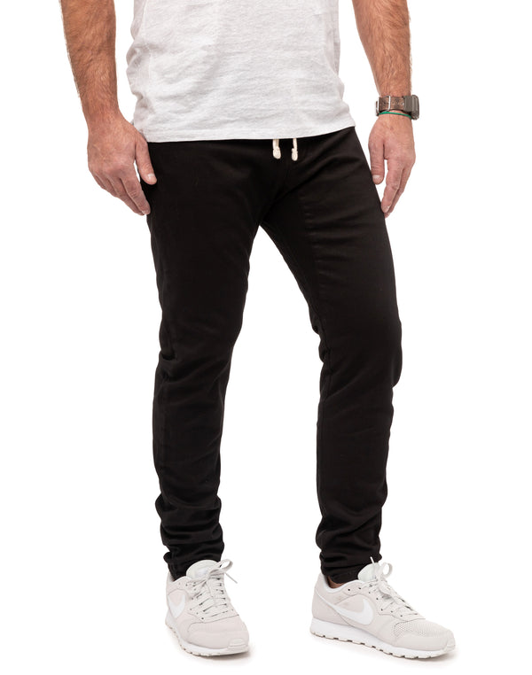 Men's Dening Joggjeans All black Jogger Pants