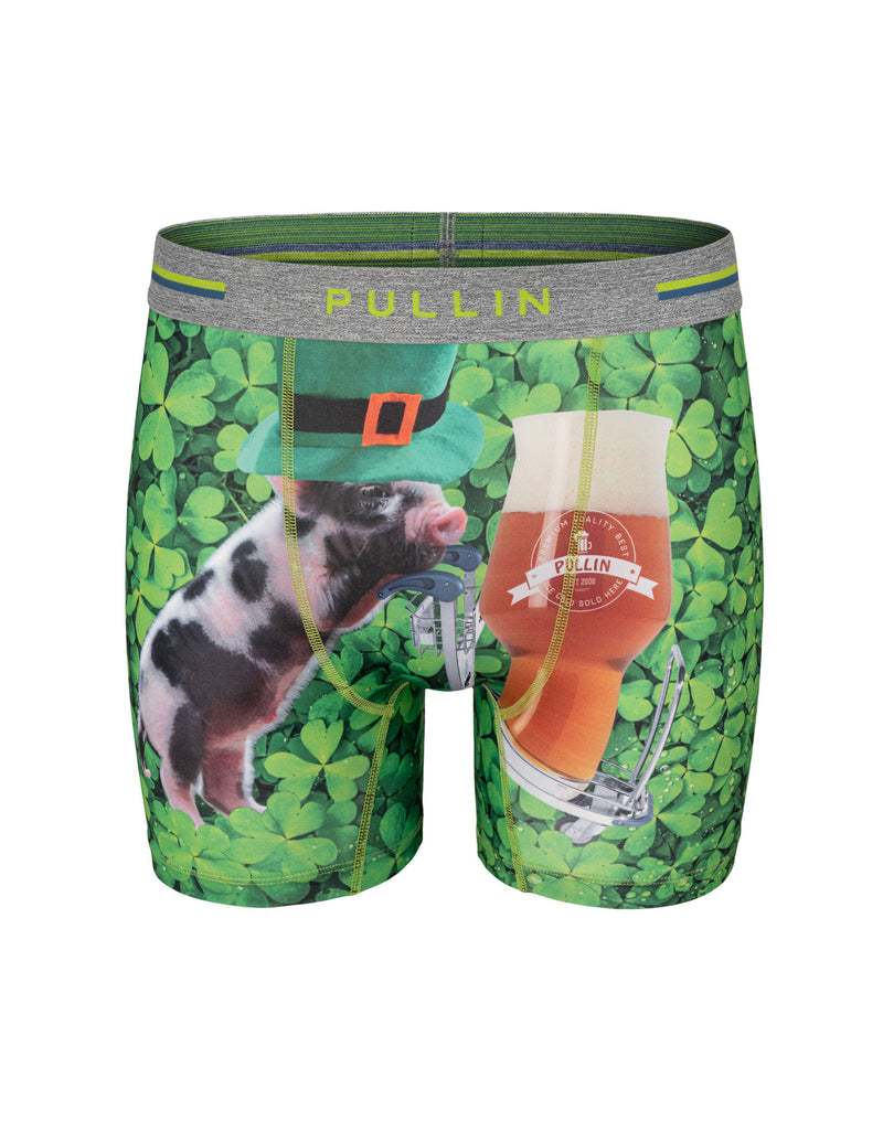 Pullin Men's Fashion2 long cut Pigbeer underwear