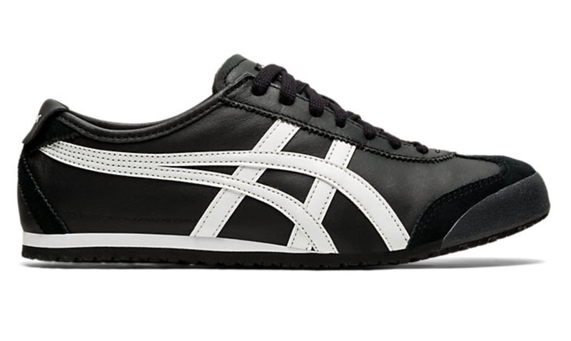 Men's Mexico 66 Black/White Running Shoes
