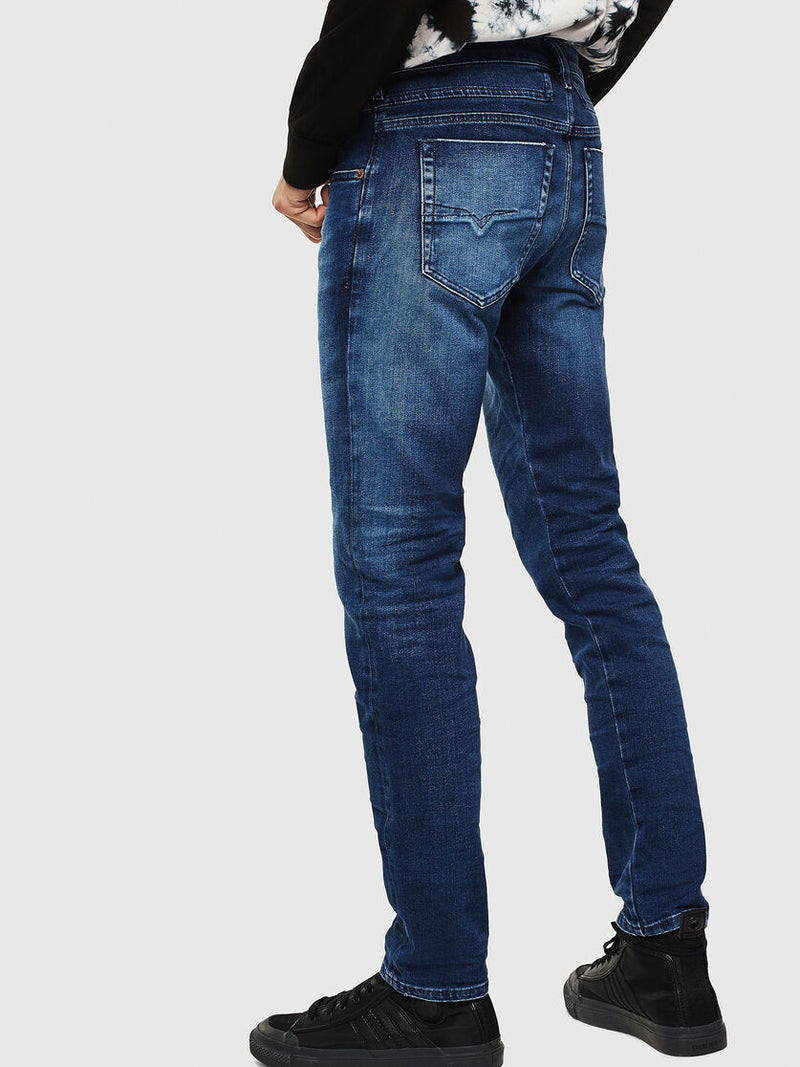 Men's Denim D-Bazer 0095N Tapered Jeans  Ultra soft