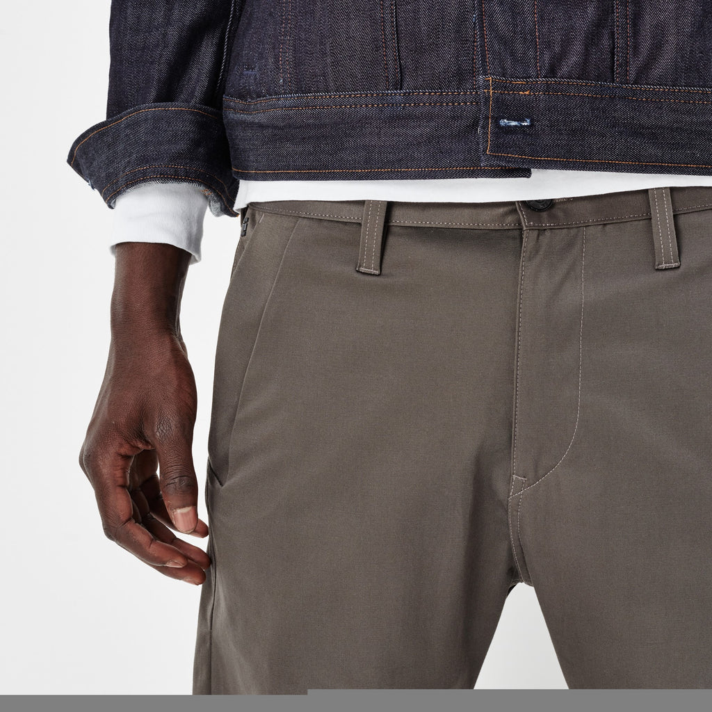 G-STAR Bronson Tapered Chino - Grey