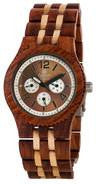 Tense Men's Wooden Watch Vernon Multifunction
