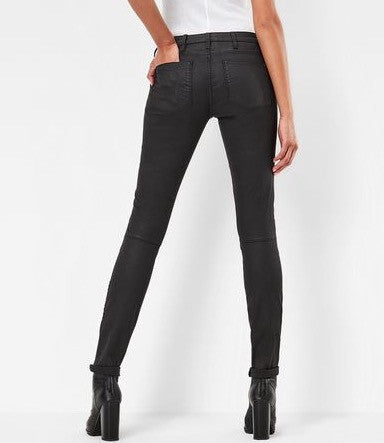 G-Star 5620 Custom Mid Skinny Woman's Jeans Rinsed