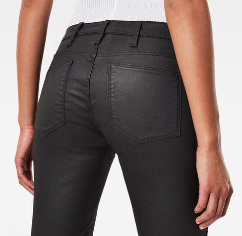 G-STAR 3301 Contour High Waisted Straight Jeans