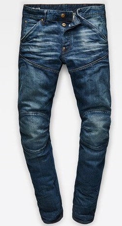 G-Star 5620 3D Tapered Dark Aged Men's Jeans