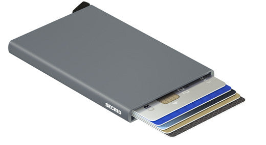 Secrid Card Protector-Titanium RFID Secure CardWallet-Authorized Dealer