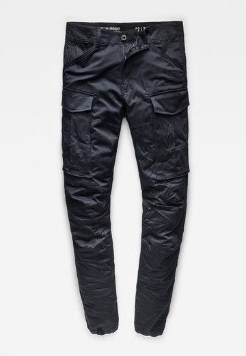 G-Star ROVIC Slim Cargo Men's Pants Dk Naval Blue