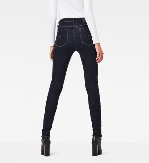 G-Star 3301 Deconstructed High Waist Skinny Woman's Jeans