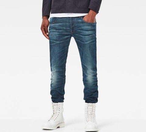 G-Star 5620 Elwood 3D Slim Jeans Medium Aged