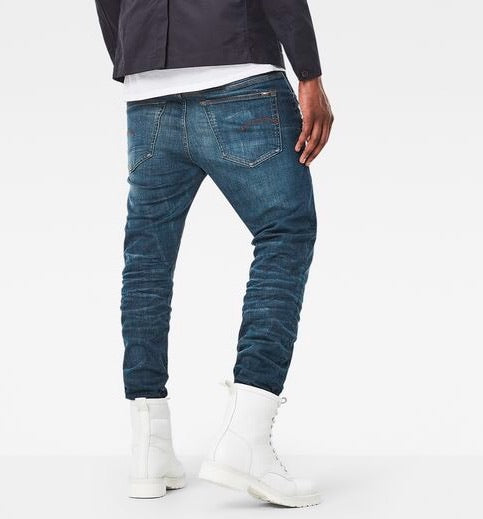 G-Star 3301 Slim Jeans Medium Aged Men's Denim