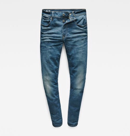 G-Star RAW Mens 3301 Super Slim Jeans Mens Jeans Buy Jeans for Men COLOUR-medium aged