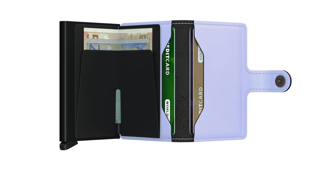 Secrid Miniwallet Matte LILAC RFID Secure Wallet-authorized dealer-mini-wallet Leather