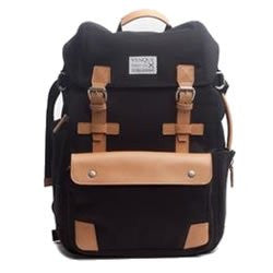 Venque Briefpack XL Grey Black