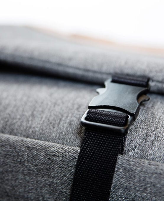 Venque Street Messenger Bag Grey