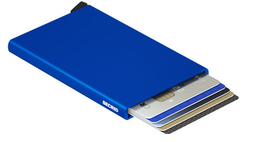 Secrid Card Protector - Blue RFID Wallet