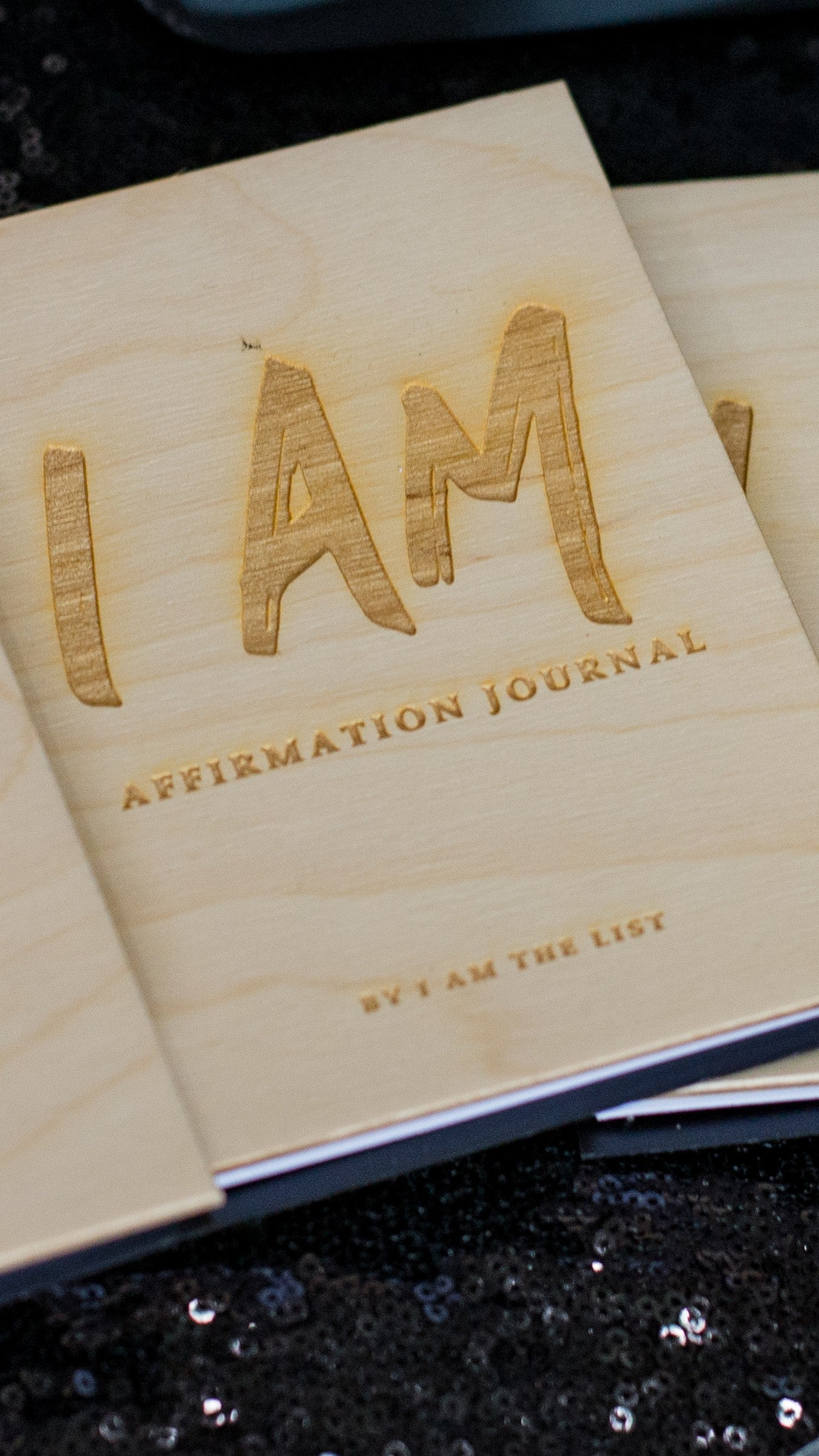 I Am Affirmation Journal