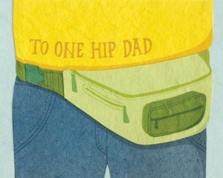 Hip Dad Father's Day
