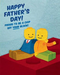 Brick Father's Day