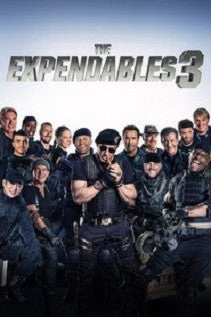 The Expendables 3 Theatrical