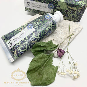 Crème à Mains Tube Fleuri Wild Forest / Hand Cream - Le Walk-in MGVM