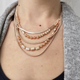 Collier 5 rangs - Le Walk-in MGVM