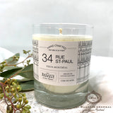 La Bougie Chouchou du Vieux-Montréal / Our Own Scented Candle - Le Walk-in MGVM