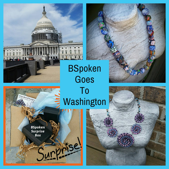 BSpoken Goes to Washington!