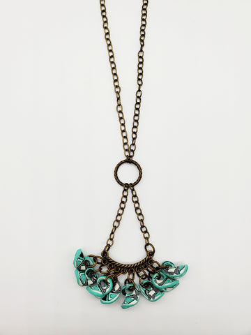 Ada Tassel Necklace