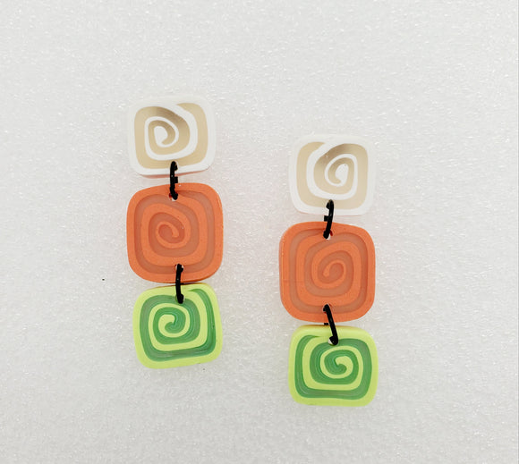 Fiesta Carnivale Earrings