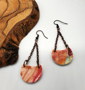 Vernazza Dangle Earrings