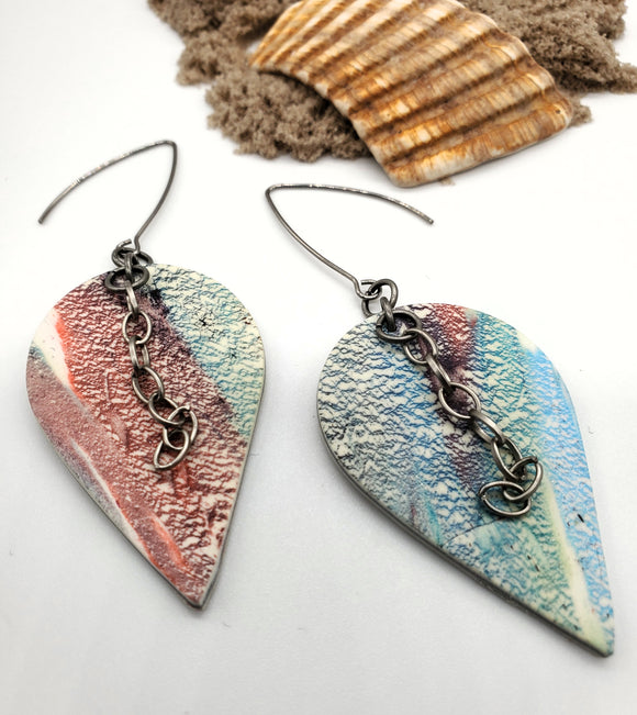 Monterey Inverted Raindrop Earrings
