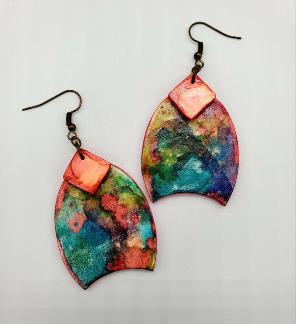 Delilah Abstract Earrings