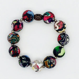 Mixed Cane Bracelet No. 3