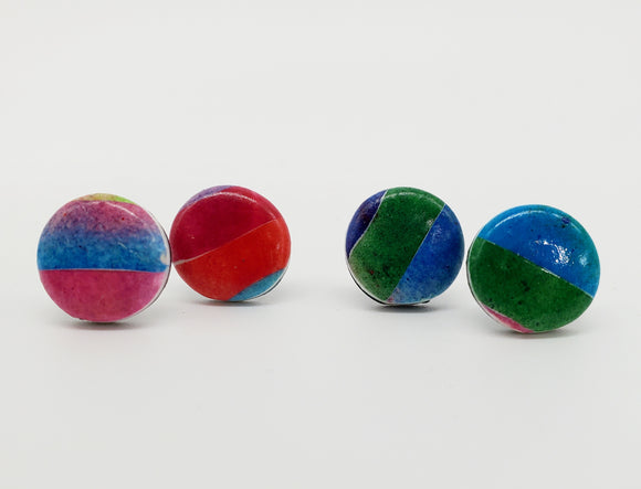 Color Tribe Mixed Studs No.1