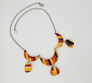 Color Tribe Mesa Necklace