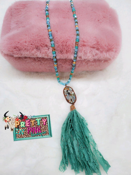 Rodeo Queen Necklace
