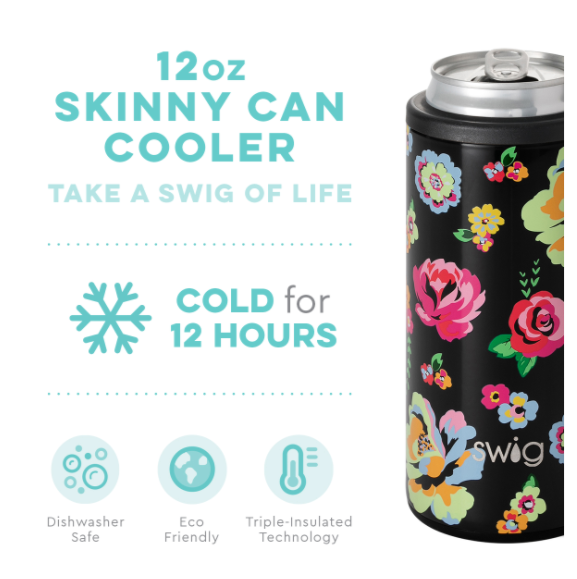 Swig Slim Can Cooler