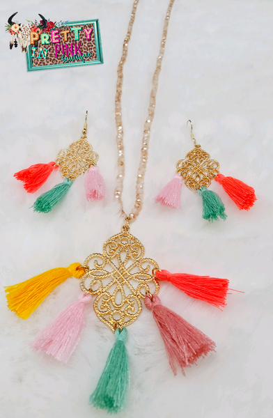 Bohemian Dream Necklace