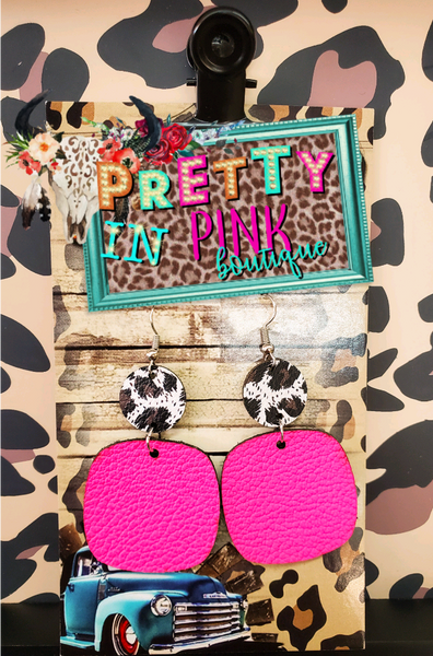 Neon Days Earrings
