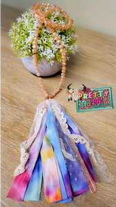 Dyeing To Meet You Necklace