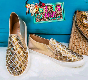 Rise & Sparkle Shoes