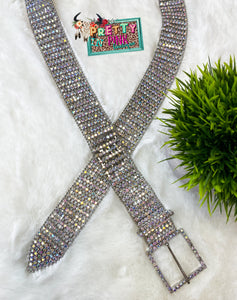 Blinged Out Belt