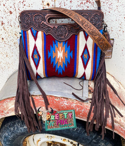 Home on the Range Crossbody
