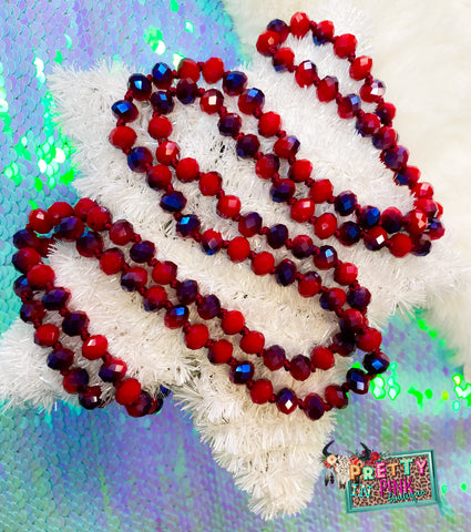 Wonder Woman Beads Necklace