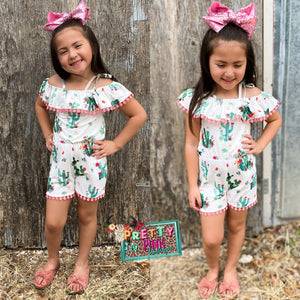 Pretty in Cacti Romper