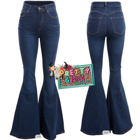Betty Bell Bottom Jeans