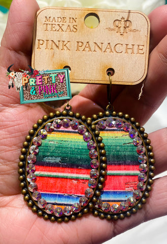 PP Serape Earrings